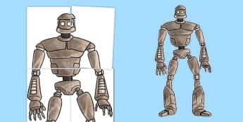 The Iron Man 6xA4 LargeDisplay Cut Out - iron age, iron, iron man, display, display cut out