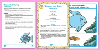 Sharing Playdough Busy Bag Resource Pack for Parents