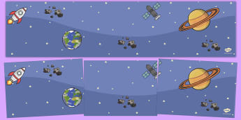 Small World Background (Space) - Small World, backdrop, background, scenery, small world area, small world display, small world resources, space, ship, space station, rocket