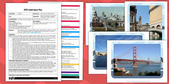 Over the River Problem Solving EYFS Adult Input Plan and Resource Pack