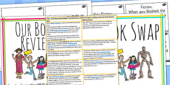 Planning Ideas Resources Encourage Children Recommend Books Peers