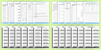 Year 6 Spring Term Spelling Lists and Resources Pack - spelling