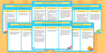 Lesson Plan Ideas to Support Teaching on Sharing a Shell - lesson planning, plans, story