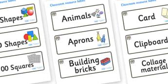 Elephant Themed Editable Classroom Resource Labels - Themed Label template, Resource Label, Name Labels, Editable Labels, Drawer Labels, KS1 Labels, Foundation Labels, Foundation Stage Labels, Teaching Labels, Resource Labels, Tray Labels, Printable