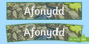 Baner Afonydd - WL Social Media Requests in Welsh FP