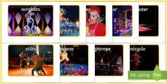 Circus Display Photos - circus, display photos, photos, photograph, photos for display, classroom display, class display, classroom photos, circus photos