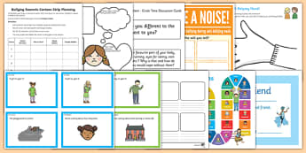 KS2 Anti Bullying Week 2016  Activity Pack-Australia