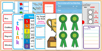 KS2 Classroom Set Up Pack for NQTs - class set up, NQT Pack
