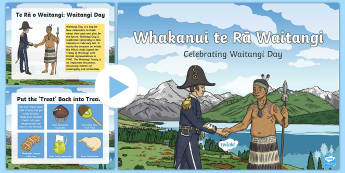 How to Celebrate Waitangi Day Celebration Ideas - Waitangi Day, Treaty of Waitangi