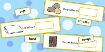 Fill In The Adjective Basic Concept Sentences Matching Activity (Set Three) - concept