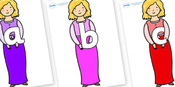 Phoneme Set on Rapunzel Short Hair - Phoneme set, phonemes, phoneme, Letters and Sounds, DfES, display, Phase 1, Phase 2, Phase 3, Phase 5, Foundation, Literacy