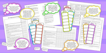 2014 Curriculum UKS2 Years 5 6 Writing Assessment Resource Pack