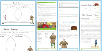 Year 3 and 4 Chapter Chat Chapters 8 - 11  Activity Pack to Support Teaching on Matilda - New Zealand Chapter Chat, Chapter Chat NZ, Chapter Chat