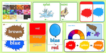 Colour Artist Inspiration Resource Pack - Art, Artists, Inspiration, Art Club, Elderly Care, Care Homes, Activity, Stimulation, Paintings, Dis