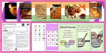 Let's Celebrate Diwali Prop Box Plan and Resource Pack - hindu