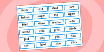 Alternative Pronunciation for the Letter I Sorting Game - sorting