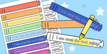Road Safety Award Wristbands - road safety, wristband, award