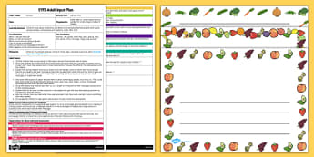 Harvest Tins EYFS Adult Input Plan and Resource Pack - EYFS, early years, planning, autumn, harvest, festival, Understanding the World, UtW