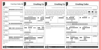 Adding and Subtracting Three-Digit Numbers and Ones Puzzle 2 Activity Sheet - Addition and Subtraction,Add, more, plus, and, altogether, total, equal to, worksheet, subtraction,