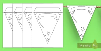Back to School Student Goals Display Bunting - classroom, new class, pupils, children, names, targets
