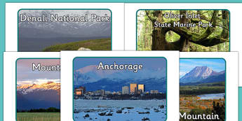 Alaska Display Photos - alaska, display photos, display, photos, canada, state