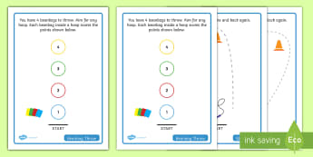 Sports Day Event Cards - sports day, event, cards, sports, pe