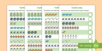 Karta O jeden wiecej Kosmos - matematyka, liczenie, liczby, cyfry, kosmos, przestrzeń, kosmiczna, dodawanie, odejmowanie, o jeden