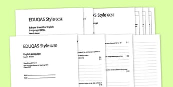 GCSE English Language Eduquas Style Exam P2 Disease Pack - gcse, english language, eduqas, style, exam, disease, pack