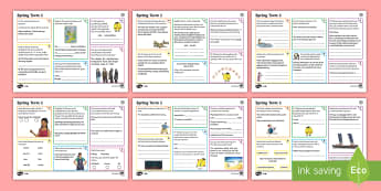 Year 6 Spring Term 1 SPaG Activity Mats - SPaG Activity Mats KS2, SPaG, GPS, grammar, punctuation, spelling, active, passive, subjunctive, bra