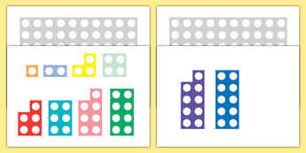 Counting Number Shapes - numeracy, counting, number shapes
