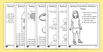 Reading Comprehension Worksheets Higher Ability - reading, comprehension, worksheets, higher , ability, higher ability, literacy, understanding, colouring