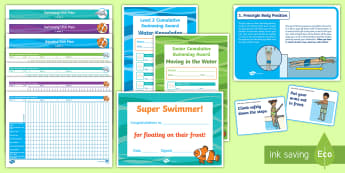 Aquatics - Swimming Resource Pack  - Health, Sports and P.E, swim, pool, PE, physical education, aquatics, water,