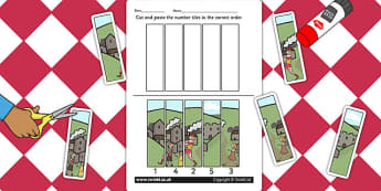 The Pied Piper Number Sequencing Puzzle - number puzzle, sequence