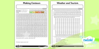 PlanIt - Geography Year 5 - Magnificent Mountains Unit Home Learning Tasks