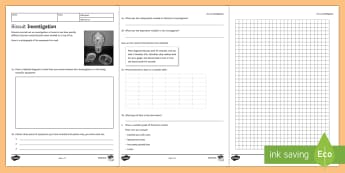 Best Biscuits Scientific Skills Homework Activity Booklet  - Homework, variables, data handling, graph, table, science skills, skill, scientific inquiry, results