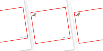 Robin Themed Editable Classroom Area Display Sign - Themed Classroom Area Signs, KS1, Banner, Foundation Stage Area Signs, Classroom labels, Area labels, Area Signs, Classroom Areas, Poster, Display, Areas