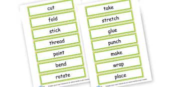 Imperative verbs - KS2 Verbs and Adverbs Primary Resources, Verbs, Adverbs, KS2 Words