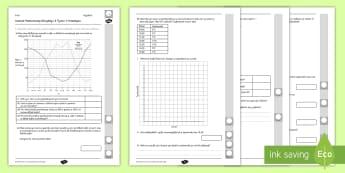 Llyfryn Mathemateg Gweithdrefnol Blwyddyn 6 Tymor 2 Ystadegau - Procedural Examples, tests, test, Numeracy Tests, procedural,  Years 5, years 6, Deunyddiau Sampl Gw