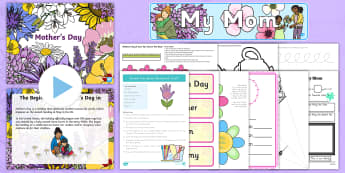 Mother's Day Early Childhood Resource Pack - Mother's Day, Mother's Day Early Childhood
