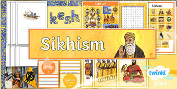 PlanIt - RE Year 3 - Sikhism Unit Additional Resources - planit, re, religious education, year 3, sikhism, unit, additional resources