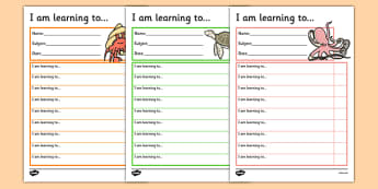 Under the Sea Themed Target and Achievement Sheets - under the sea, target and achievement, target, achievement, sheets