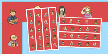 Senses Display Borders - Senses, display border, classroom border, border, family, ourselves, KS1, five senses, all about me, my body, senses, emotions, family, body, growth