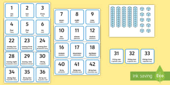 Place Value Dienes Activity English/Polish - KS1 Maths, year 2, y2, numeracy, place value, tens, ones, units, partition, partitioning, ,Polish-tr