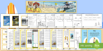 Surf Life Saving Australia Resource Pack - Surf Life Saving Australia