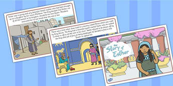 The Story of Esther Bible Story - story of Esther, bible, story
