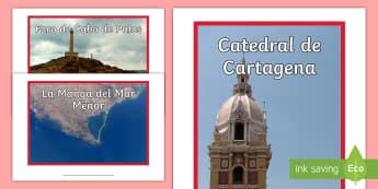 Fotos de exposición: Sitios de interés - Murcia - Mapas, provinicias, mapas mudos, mapas en blanco, las ciudades de españa, comarcas, concejos, comun