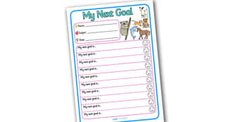 Themed Target and Achievement Sheets Animal Themed My Next Goal - Target and Achievement Sheet, My Next Goal Sheet, Target Sheet, Animal Themed