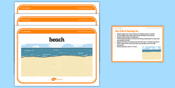 Foundation PE (Reception) The Tide is Coming in Warm-Up Activity Card - physical activity, foundation stage, physical development, games, dance, gymnastics