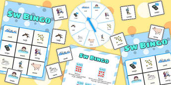 SW Spinner Bingo - sw sound, spinner bingo, spinner, bingo, game