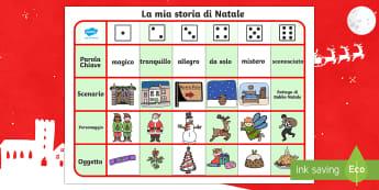 La mia Storia di Natale Attivita' di scrittura - NAtale, storia, di, natale,attivita, scrittura, scrivere, racconto, natalizio, festivo
